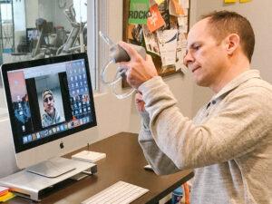 Remote telelhealth for rural Sask Communities